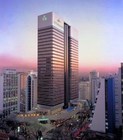 Renaissance Sao Paulo Hotel: Exterior
