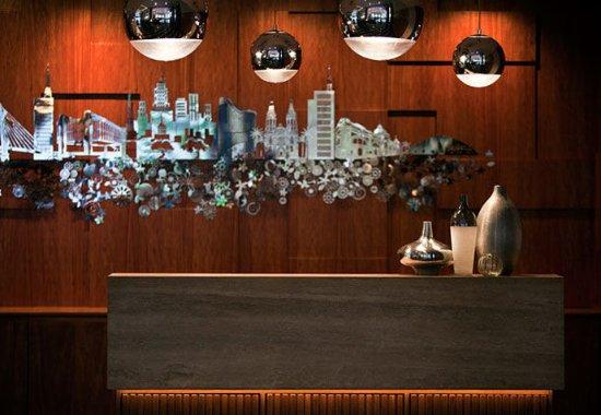 Renaissance Sao Paulo Hotel: Reception Details