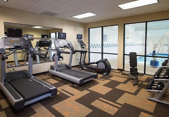 Courtyard Winchester Medical Center: Fitness Center