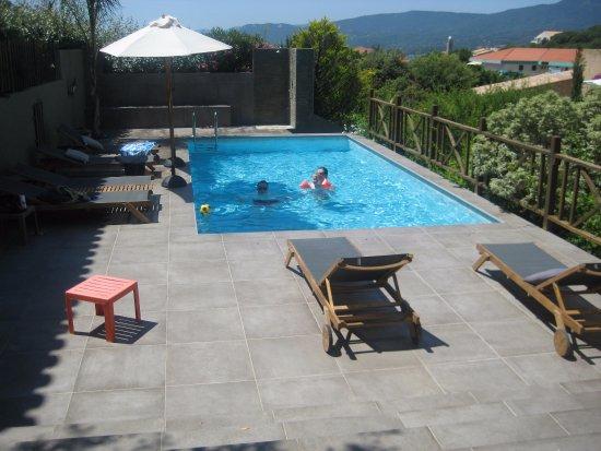 Residence Guddelmoni : pool