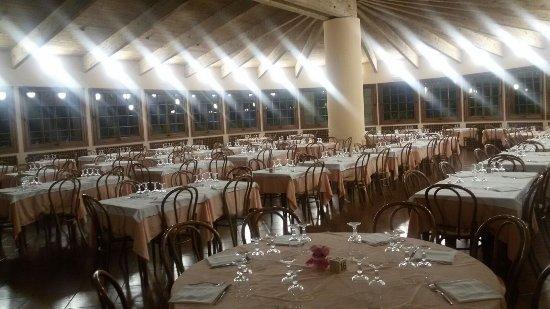 Magreglio, إيطاليا: Il Ghisallino - La sala