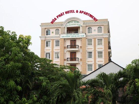 Hoa Phat Hotel & Apartment : View Hotel