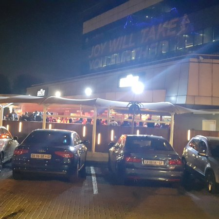 News Cafe Rivonia : Party Night Every Friday