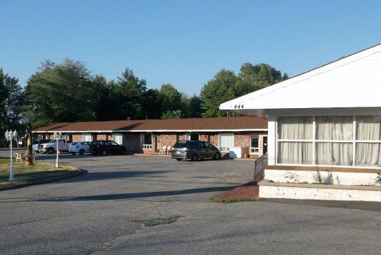 Franklin Motel, Tent & Trailer Park: 5 juillet 2016