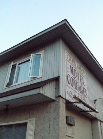 Glenwood Motel & Cottages: July 5th 2016