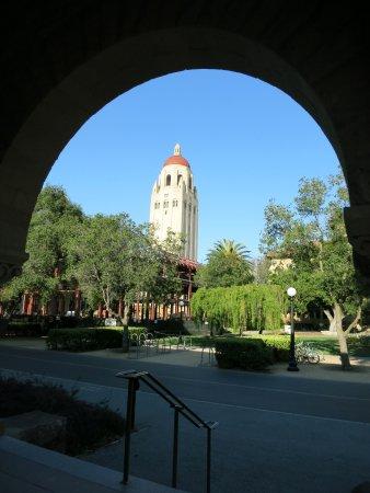 Πάλο Άλτο, Καλιφόρνια: 拱廊看鐘樓
