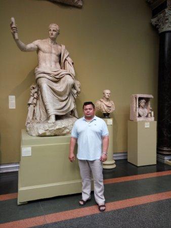 Musée des beaux-arts Pouchkine : Римская скульптура