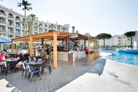 Hotel Best Cambrils: Poolbar