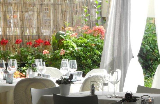 Il giardino del giardino picture of ristorante giardino ancona