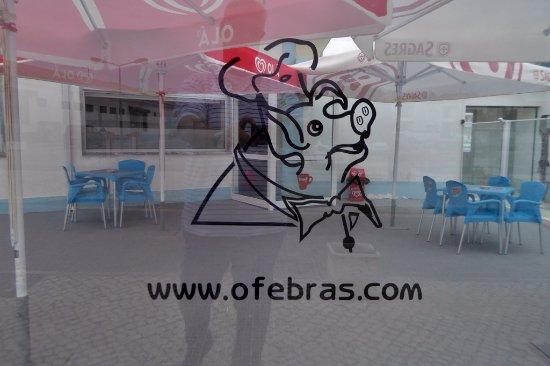 Restaurante O Febras: Restaurant mit Website