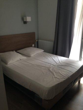 Hipotel Paris Buttes Chaumont: Credo sia la migliore stanza dell'albergo.