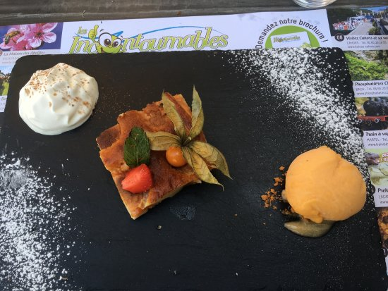 Alvignac, Francja: chez ERNESTINE