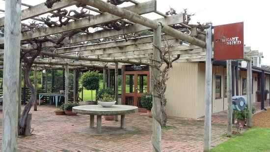 photo3 - picture of the currant shed, mclaren vale - tripadvisor