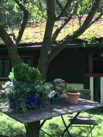 Wirtshaus Steirerstockl: Garten