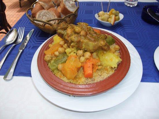 La Menora : What a Couscous!