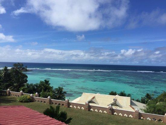 Anse Royale, Seychelles: Incredible views