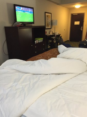 Comfort Suites Knoxville West-Farragut: Clean and comfortable