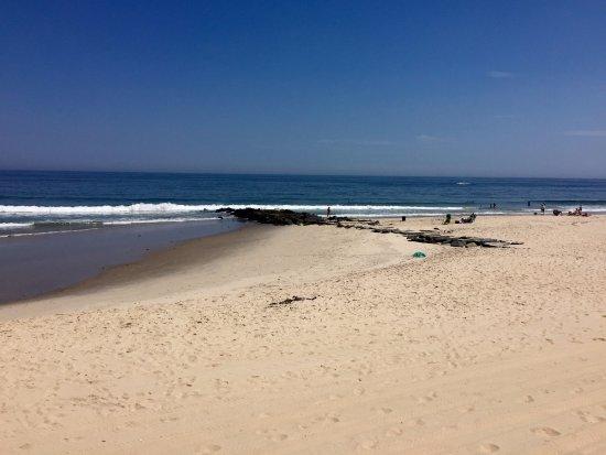 Washington Ave. Beach: Spring Lake Beach