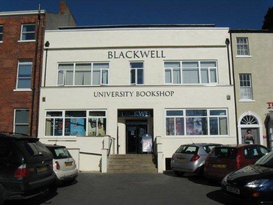 Blackwells Bookshop Leeds
