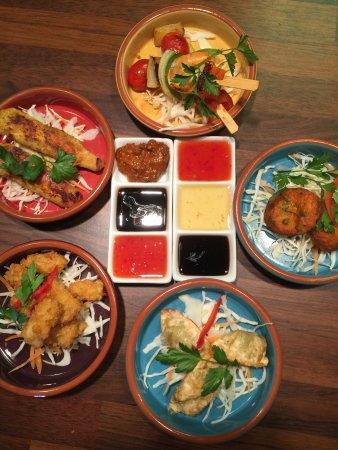 Black Stone Grill & Thai Restaurant: New Tapas menu