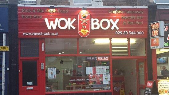 Everest Wok Noodle Bar Cardiff Restaurant Reviews Photos