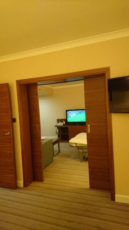 Hilton Garden Inn Hotel Krakow: Apartament junior suite