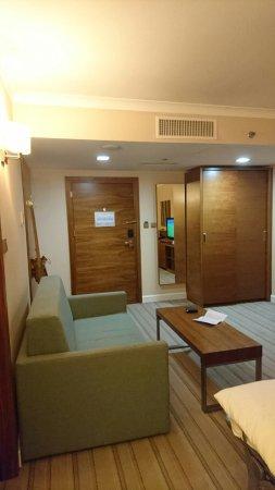 Hilton Garden Inn Hotel Krakow: Apartament junior suite