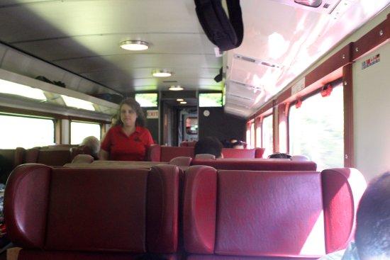 Agawa Canyon Tour Train 이미지