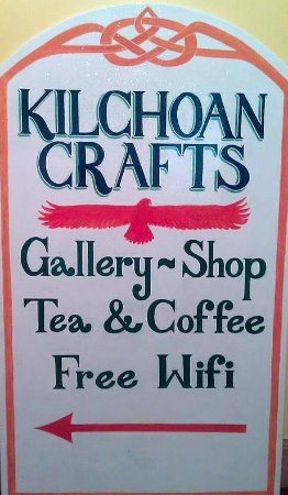 Acharacle, UK: Kilchoan Crafts