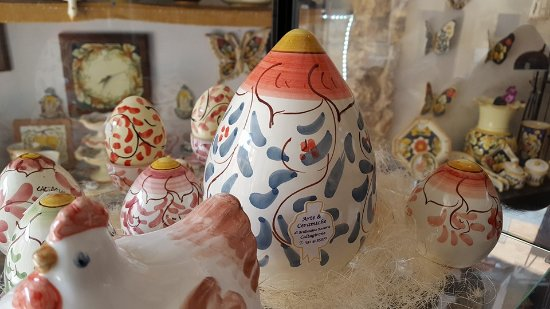 Arte & Ceramica Brillantino Rosario