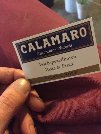 Drobollach am Faakersee, Austria: Calamaro Ristorante Pizzeria Bar