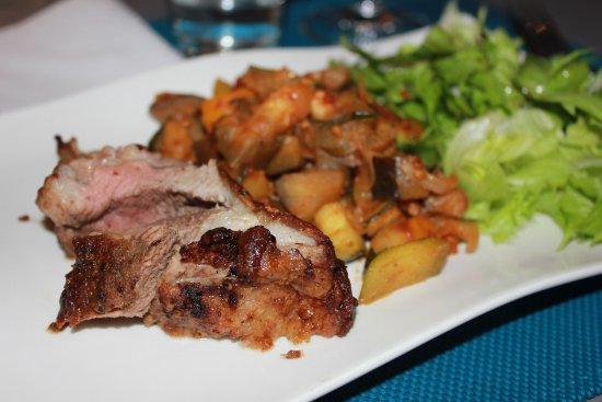 Herault, Frankrijk: Un repas hummmmm