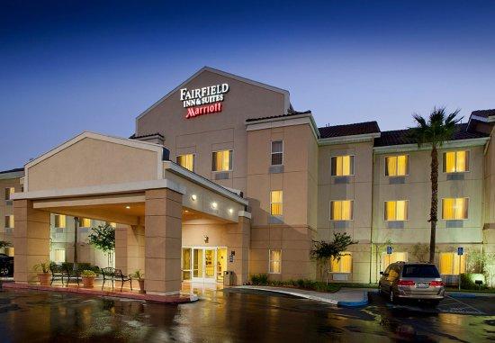 Fairfield Inn & Suites San Bernardino: Exterior