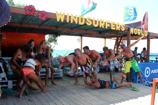 Windsurfer's World