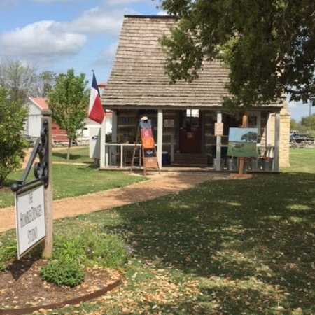 Round Top, TX: The Humble Donkey Studio