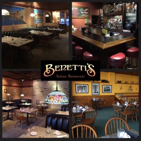 Benetti S Italian Restuarant Coos Bay Menu Prices Restaurant Reviews Tripadvisor