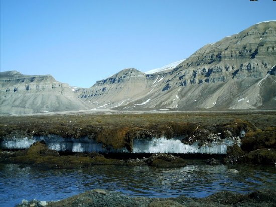 Longyearbyen, Noruega: Easy hike in a valley