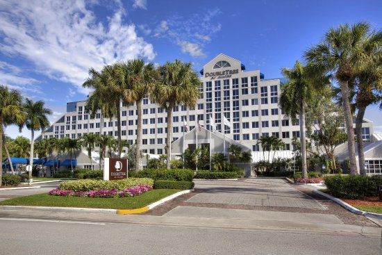 DoubleTree by Hilton Hotel Deerfield Beach - Boca Raton: Exterior
