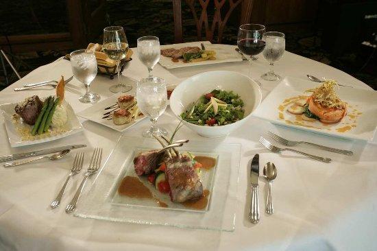Hilton Northbrook: Allgauer's Restaurant