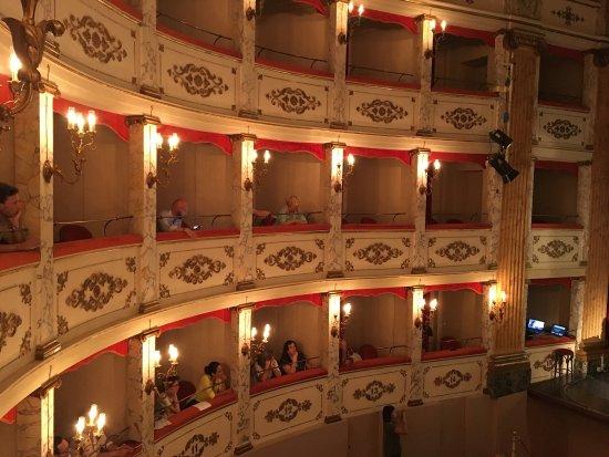 Treia, Italy: Teatro Comunale