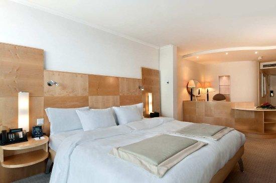 Opfikon, Swiss: Hilton Relaxation Room