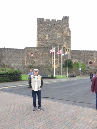 Carrickfergus, UK: Carrots, navy battles and a U.S. President
