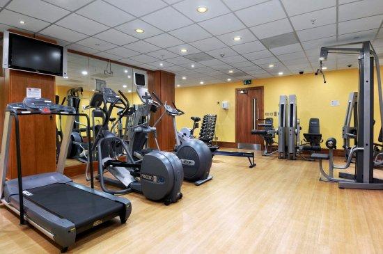 Hilton London Canary Wharf: Fitness Center