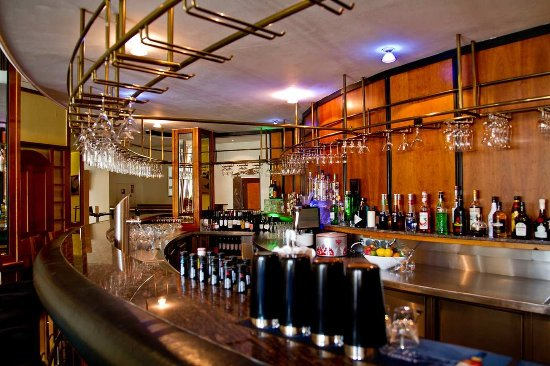 Hilton Nuremberg: Lounge Bar