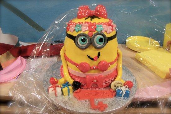 Panetteria Pasticceria Boatti Fiorella: torta di compleanno