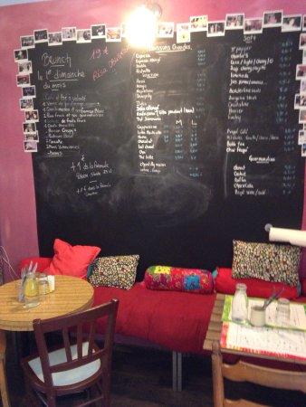 Cup's Coffee Shop : Super adresse :)