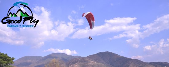Good Fly Parapente y Paramotor