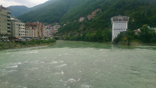 Turkey: Çoruh Nehri
