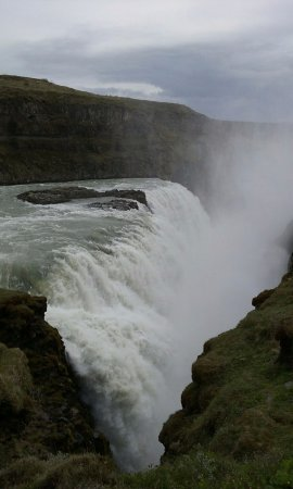 Bustravel Iceland: Guilfoss waterfall