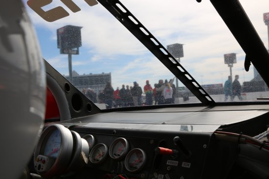 Justin, TX: Cockpit Views